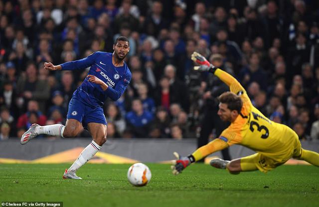 ẢNH: Chelsea nghẹt thở vượt qua Frankfurt, tiến vào chung kết Europa League - Ảnh 4.