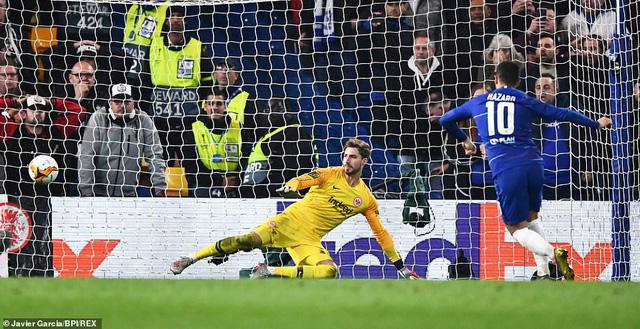 ẢNH: Chelsea nghẹt thở vượt qua Frankfurt, tiến vào chung kết Europa League - Ảnh 13.