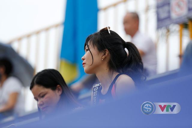Ảnh: Những khoảnh khắc ấn tượng tại giải bóng chuyền bãi biển nữ thế giới Tuần Châu - Hạ Long 2019 ngày 10/5 - Ảnh 10.