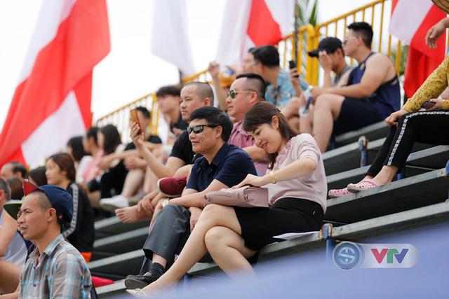 Ảnh: Những khoảnh khắc ấn tượng tại giải bóng chuyền bãi biển nữ thế giới Tuần Châu - Hạ Long 2019 ngày 10/5 - Ảnh 9.
