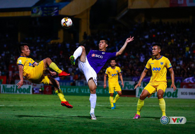 Lịch thi đấu và trực tiếp vòng 9 Wake-up 247 V.League 1-2019: Tâm điểm CLB Thanh Hóa - CLB Hà Nội, CLB Hải Phòng - Sông Lam Nghệ An - Ảnh 3.