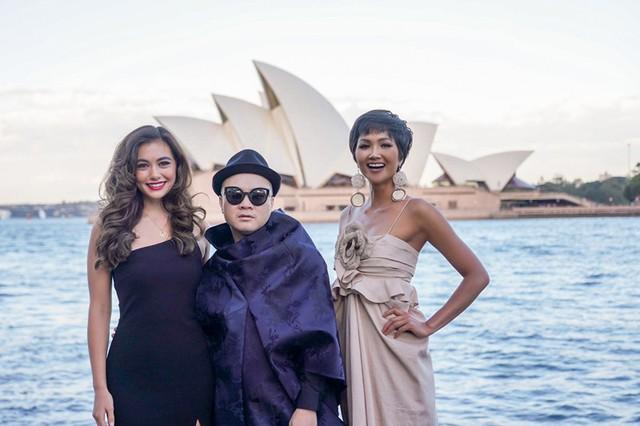 Hhen Niê xinh đẹp hút mắt khi hội ngộ Hoa hậu Hoàn vũ Australia 2018  - Ảnh 6.