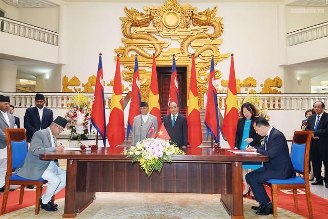 Làm sâu sắc hơn quan hệ hữu nghị truyền thống Việt Nam - Nepal trên mọi lĩnh vực - Ảnh 1.