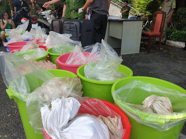 Phát hiện kho chứa 500kg ma túy do đối tượng người Trung Quốc cầm đầu - Ảnh 2.
