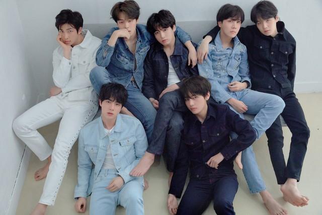 Làn sóng Hallyu đang ấm lên nhờ sự phổ biến của BTS - Ảnh 1.