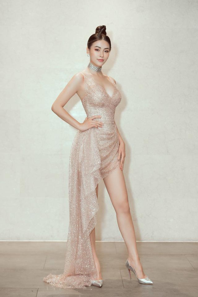 Hoa hậu Phương Khánh giảm 10kg khoe vòng eo 54cm - Ảnh 6.