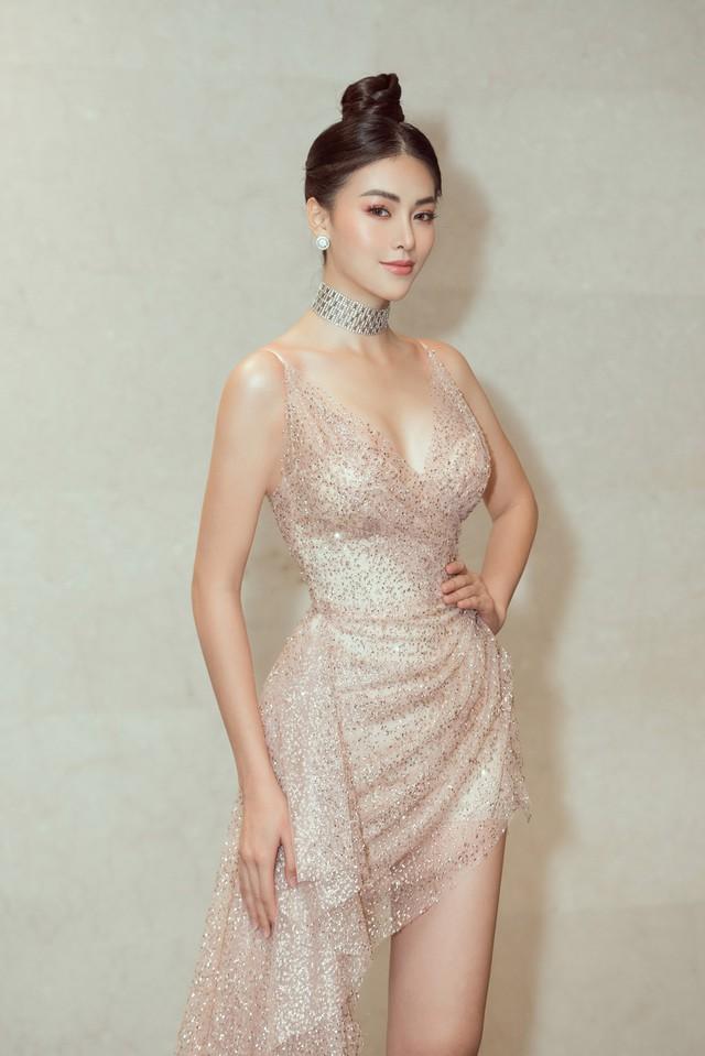 Hoa hậu Phương Khánh giảm 10kg khoe vòng eo 54cm - Ảnh 5.