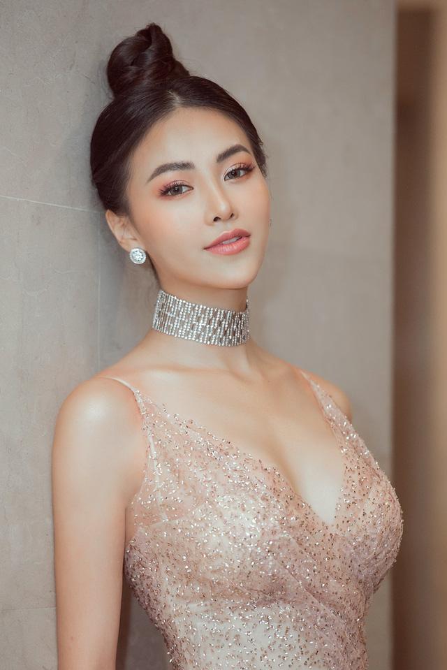 Hoa hậu Phương Khánh giảm 10kg khoe vòng eo 54cm - Ảnh 3.