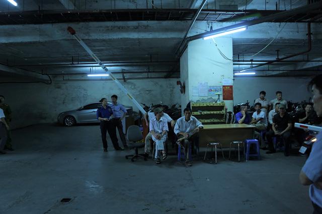 Cư dân chung cư M5 Nguyễn Chí Thanh nóng vì tranh chấp với chủ đầu tư - Ảnh 1.
