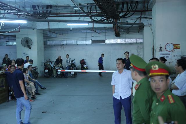 Cư dân chung cư M5 Nguyễn Chí Thanh nóng vì tranh chấp với chủ đầu tư - Ảnh 3.