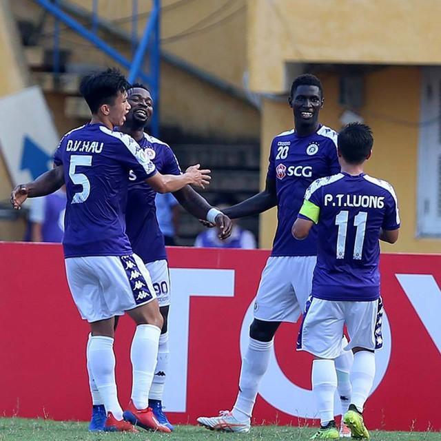 CLB Hà Nội vượt qua vòng bảng AFC Cup với ngôi đầu - Ảnh 2.
