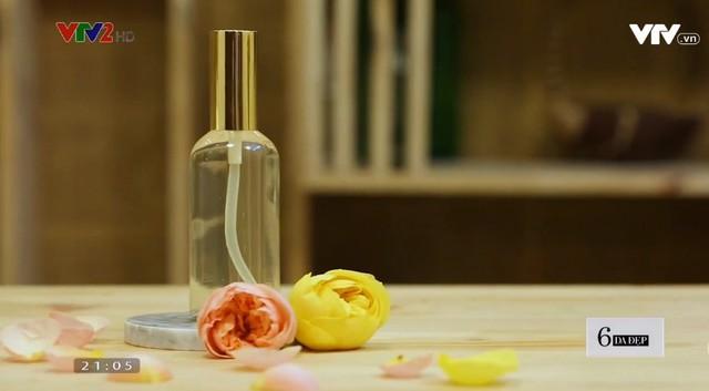 Tự làm nước hoa hồng không cần nhiều nguyên liệu - Ảnh 2.