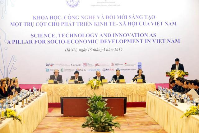 Vai trò trụ cột của khoa học, công nghệ và đổi mới sáng tạo trong phát triển KT-XH của Việt Nam - Ảnh 4.