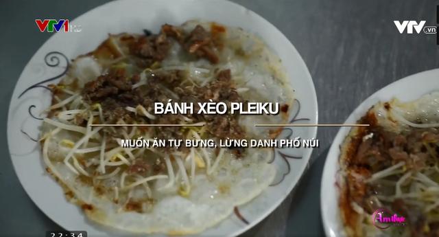 Bánh xèo Pleiku: Món ăn lừng danh phố núi - Ảnh 1.