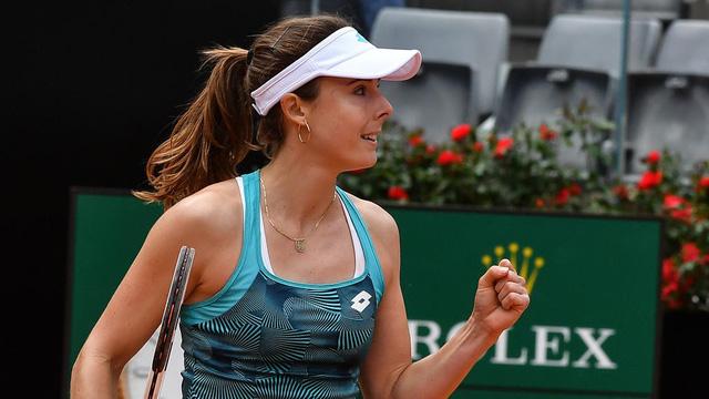 Aryna Sabalenka thất bại ngay tại vòng 1 Rome mở rộng 2019 - Ảnh 1.