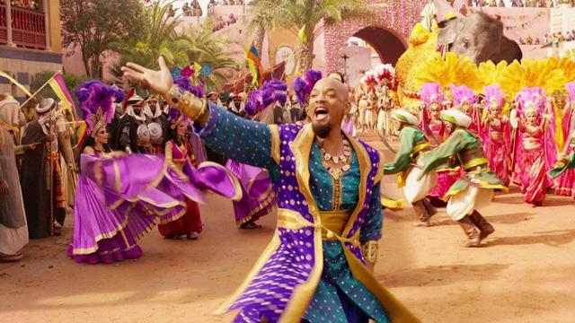 """Phối lại ca khúc trong """"Aladdin"""", Will Smith khiến fan phẫn nộ - Ảnh 1."""