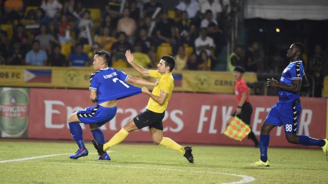 Thắng kịch tính, B.Bình Dương lách khe cửa hẹp vào bán kết khu vực AFC Cup 2019 - Ảnh 2.