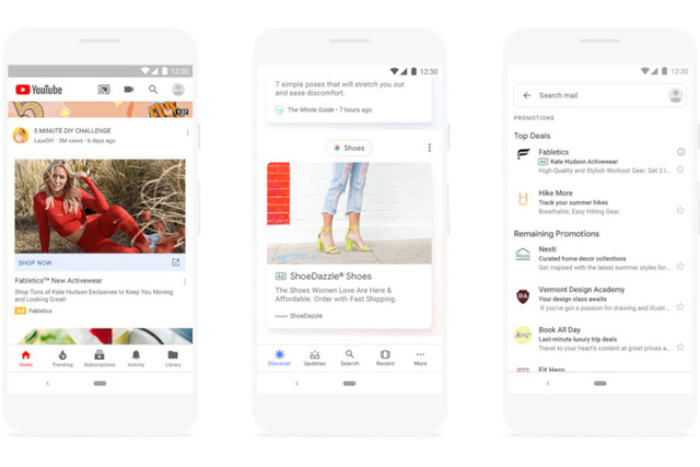 Google sẽ nhồi thêm thêm quảng cáo trên thiết bị di động - Ảnh 1.