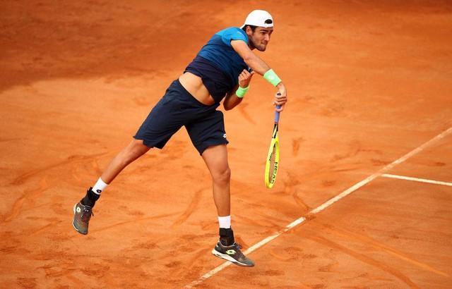 Rome Masters 2019: Alexander Zverev dừng bước tại vòng 2 - Ảnh 1.