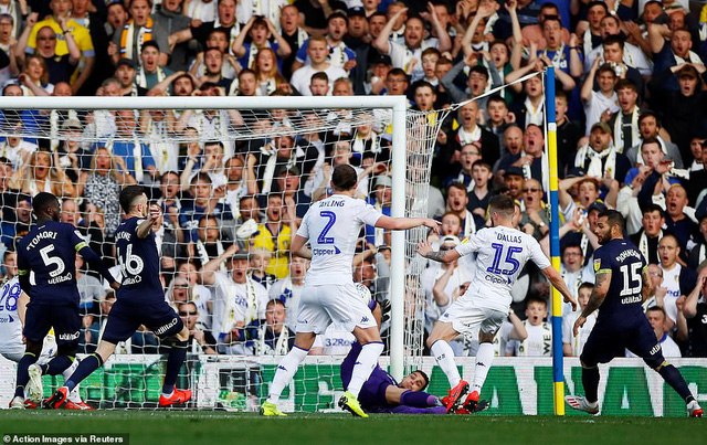 Derby County giành quyền vào chung kết playoff lên Ngoại hạng Anh - Ảnh 1.