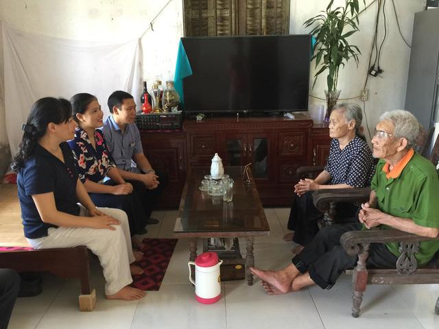 Hỗ trợ 560 triệu đồng mổ thay thể thủy tinh cho 200 người cao tuổi tại tỉnh Thái Bình - Ảnh 9.