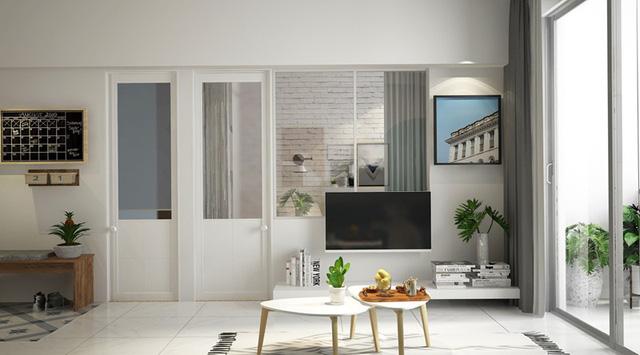 Xua tan nắng nóng với nội thất màu xanh ngọc - Ảnh 3.
