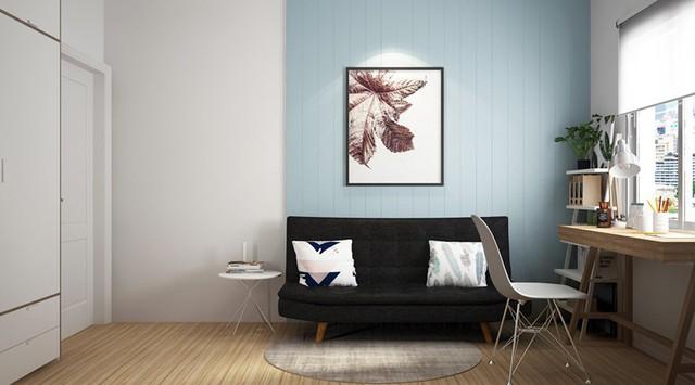 Xua tan nắng nóng với nội thất màu xanh ngọc - Ảnh 9.
