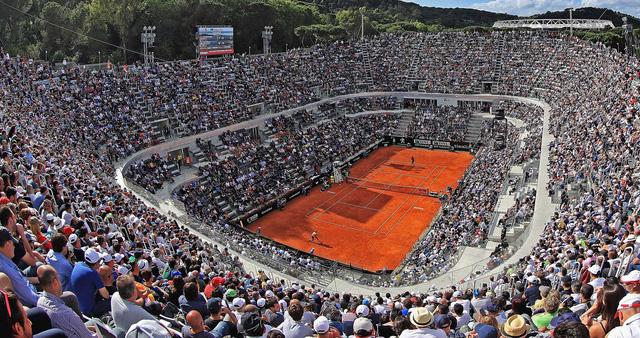 Roger Federer tức giận vì Rome Masters bóc lột khán giả - Ảnh 1.