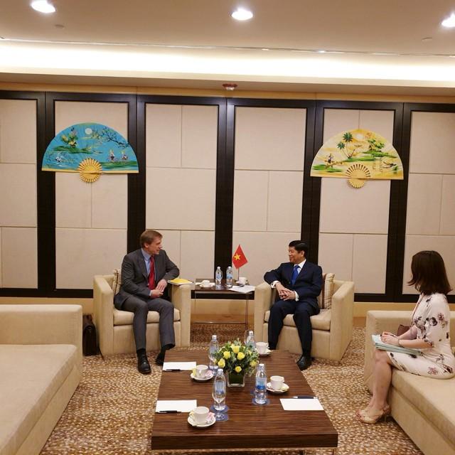 Khai mạc trọng thể Hội nghị ASEM về thúc đẩy phát triển bao trùm về kinh tế và xã hội tại châu Á và châu Âu - Ảnh 4.