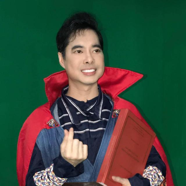 Ngọc Sơn hóa siêu anh hùng trong MV mới - Ảnh 1.