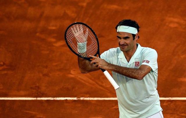 Djokovic, Nadal và Federer giành quyền vào tứ kết Rome Masters 2019 - Ảnh 4.