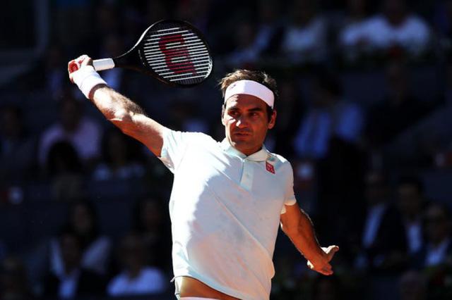 Djokovic, Nadal và Federer giành quyền vào tứ kết Rome Masters 2019 - Ảnh 3.
