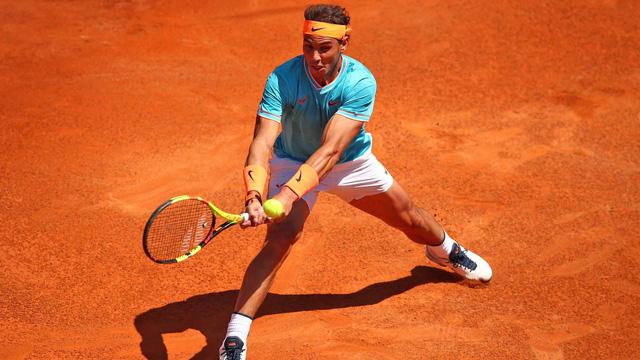 Djokovic, Nadal và Federer giành quyền vào tứ kết Rome Masters 2019 - Ảnh 2.