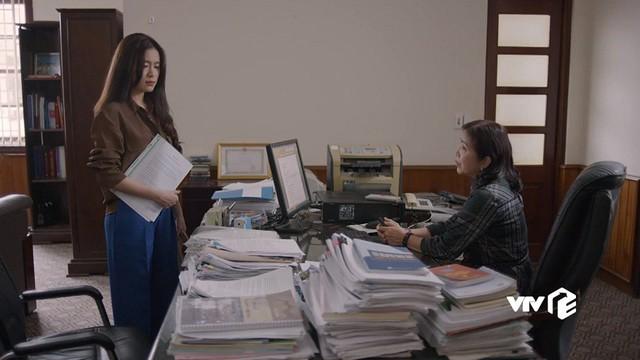 Mê cung - Tập 8: Lam Anh mất điểm trong mắt mẹ Khánh vì... quá tự tin - Ảnh 3.