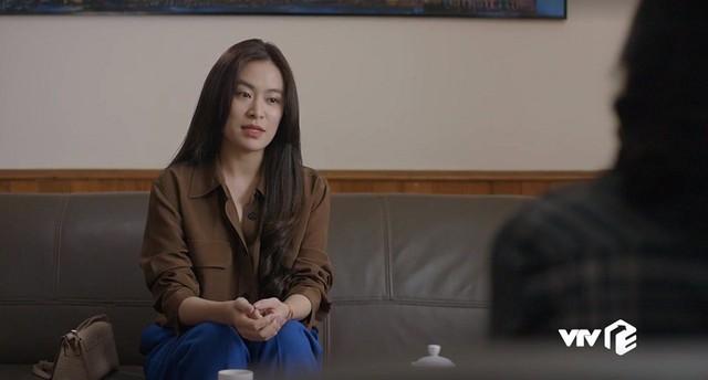 Mê cung - Tập 8: Lam Anh mất điểm trong mắt mẹ Khánh vì... quá tự tin - Ảnh 1.