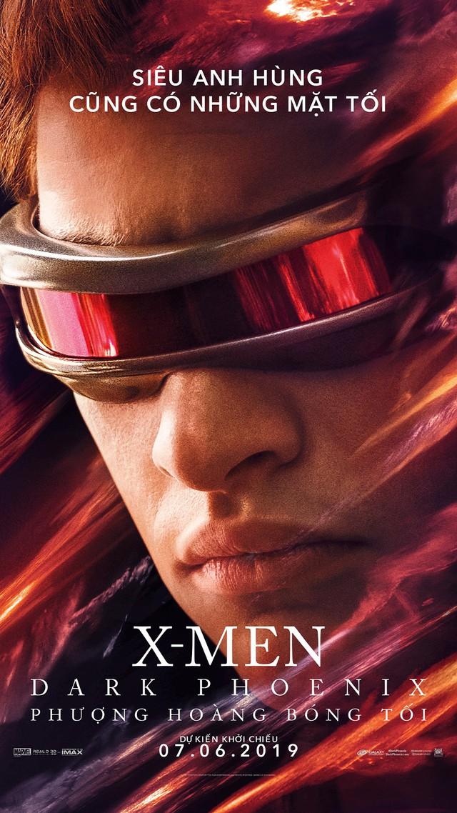X-Men: Dark Phoenix tung poster khủng hé lộ ngày tàn của các dị nhân - Ảnh 5.