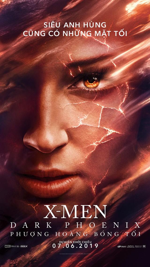 X-Men: Dark Phoenix tung poster khủng hé lộ ngày tàn của các dị nhân - Ảnh 3.