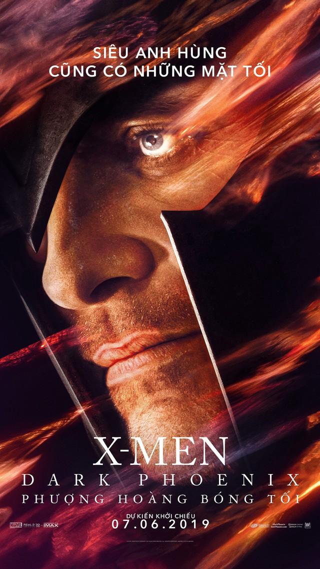 X-Men: Dark Phoenix tung poster khủng hé lộ ngày tàn của các dị nhân - Ảnh 7.