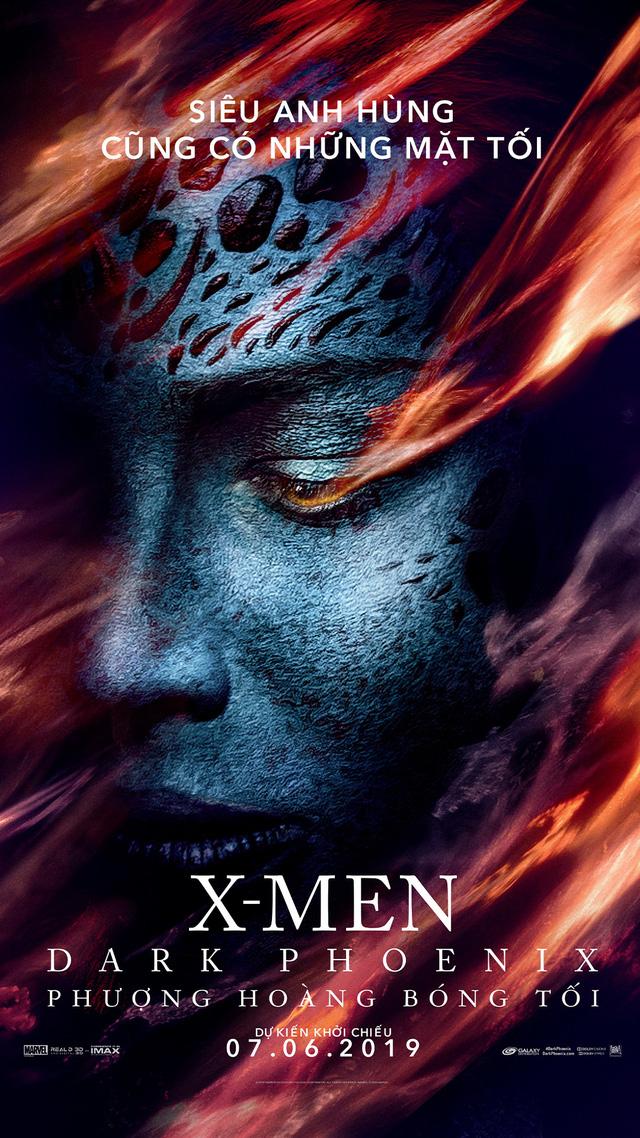 X-Men: Dark Phoenix tung poster khủng hé lộ ngày tàn của các dị nhân - Ảnh 8.