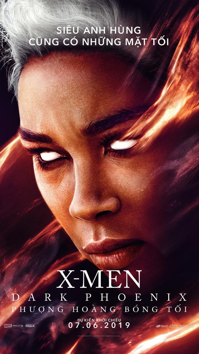 X-Men: Dark Phoenix tung poster khủng hé lộ ngày tàn của các dị nhân - Ảnh 4.
