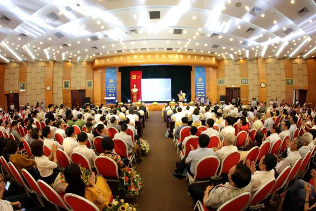 Đài Truyền hình Việt Nam nhận 2 giải thưởng báo chí về Khoa học và Công nghệ năm 2018 - Ảnh 1.