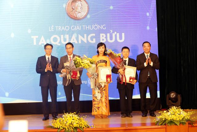 Đài Truyền hình Việt Nam nhận 2 giải thưởng báo chí về Khoa học và Công nghệ năm 2018 - Ảnh 3.