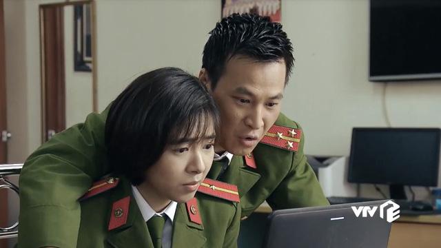 Thượng úy Thanh với những pha gây cười giữa dòng hình sự căng thẳng của Mê cung - Ảnh 2.