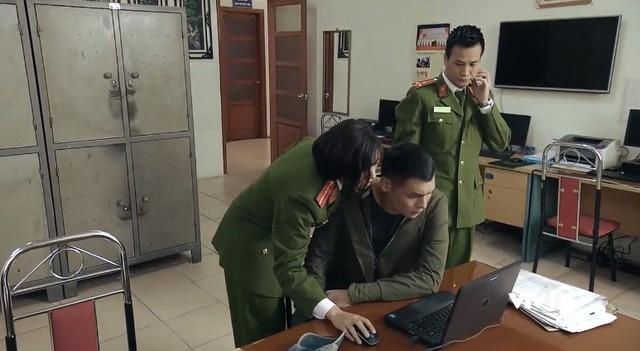 Thượng úy Thanh với những pha gây cười giữa dòng hình sự căng thẳng của Mê cung - Ảnh 3.