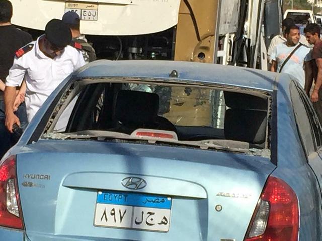 Ai Cập: Đánh bom nhằm vào xe bus chở du khách, ít nhất 17 người bị thương - Ảnh 5.