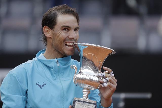 Rafael Nadal: Ông hoàng mới của Masters 1000 - Ảnh 1.