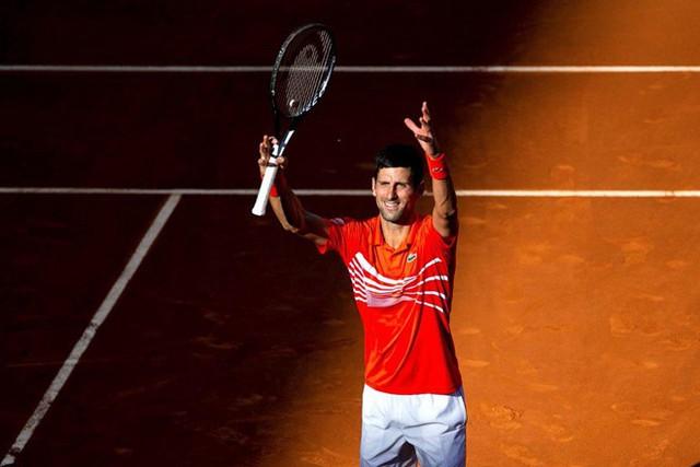 Thắng kịch tính Djokovic, Nadal lên ngôi xứng đáng tại Rome Masters 2019 - Ảnh 3.