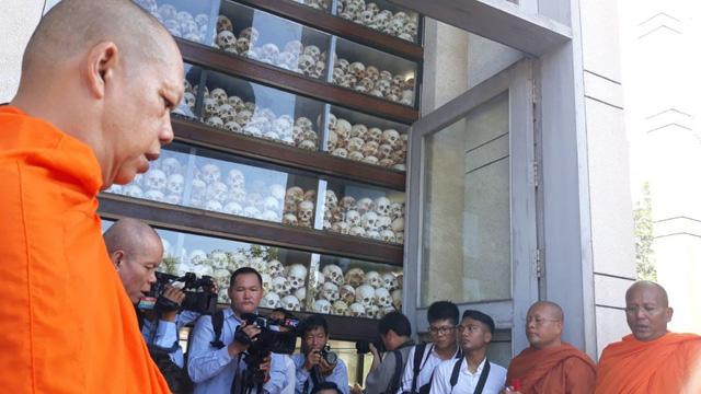 Campuchia tổ chức Ngày đất nước ghi nhớ - Ảnh 1.
