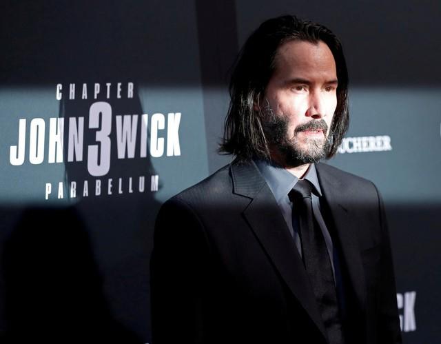 """""""John Wick 3"""" thu về 57 triệu USD từ các phòng vé Bắc Mỹ trong tuần mở màn - Ảnh 1."""