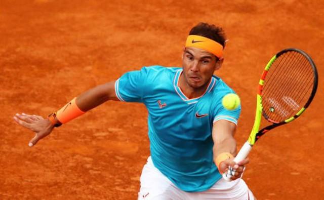 Thắng kịch tính Djokovic, Nadal lên ngôi xứng đáng tại Rome Masters 2019 - Ảnh 4.